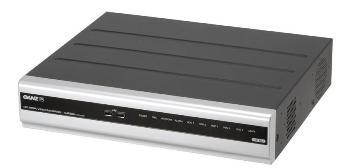Stand Alone видеорегистратор NVR с 5-ю HDD SATA