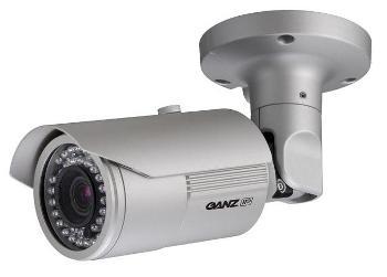 2-мегапиксельная уличная камера с ИК-прожектором