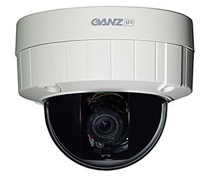 Уличная купольная камера с Full HD при 25 к/с и аудио