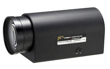 Программируемый трансфокатор для мегапиксельных камер