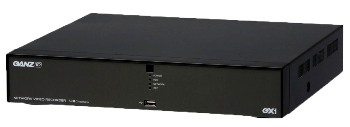 Новый IP видеорегистратор 4 канальный марки GANZ с поддержкой Full HD