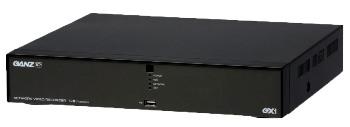 Настольный IP видеорегистратор на 8 Full HD камер GANZ с видеоаналитикой