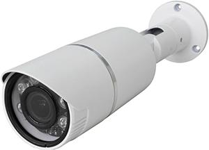 Четырехформатные охранные камеры с детализацией видео до 1920х1080 пикс.